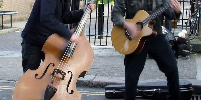 Buskers Fit for the Royal Borough