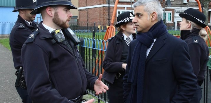 Dave Hill: Tory criticisms of Sadiq Khan over knife crime aren't working. Why?