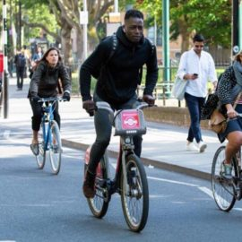 Upcoming Event:  Are London's cycling policies working for everyone?
