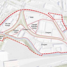 Dave Hill: Park Royal and Old Oak Common: Why Cargiant claims the 'Canary Wharf of West London' will never be built