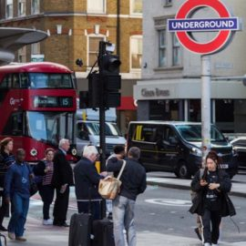 Dave Hill: London falling short of Mayor's transport safety targets, says TfL