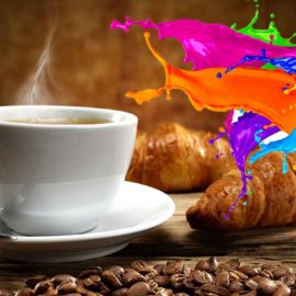 An All Day 'Arty' Breakfast