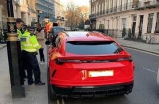 The Dame: SEIZED UP SUPERCAR: WELL DONE POLICE….BUT INTENSIFY