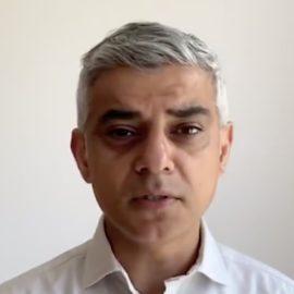 Dave Hill: London coronavirus peak still 'probably a week and a half away' says Sadiq Khan