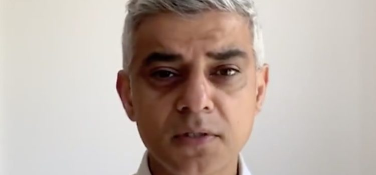 Dave Hill: London coronavirus peak still 'probably a week and a half away' says Sadiq Khan