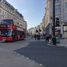 Dave Hill: London road pricing to be restored from 18 May and cars to be banned from some streets