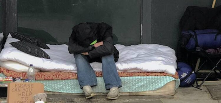 Dave Hill: What has happened with London rough sleeping as Covid lockdown has eased?
