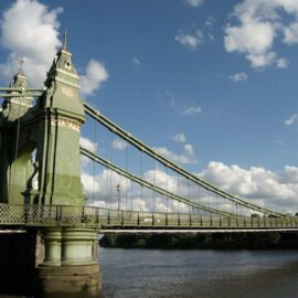 Dave Hill: Sadiq Khan tells ministers to 'put their money where their mouth is' to fix Hammersmith Bridge