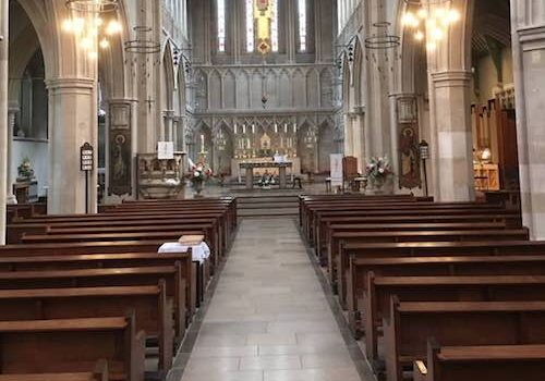The Dame: LEAVE OUR CHURCHES ALONE, WITTY
