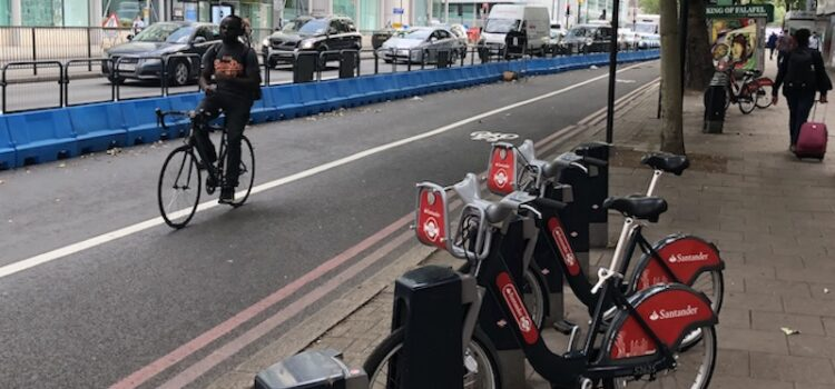 Dave Hill: Transport for London figures present mixed picture of autumn cycling levels