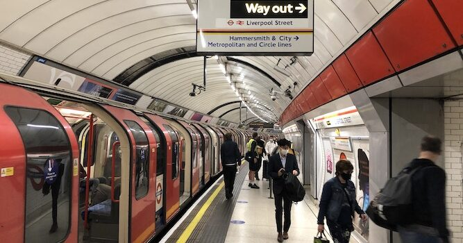 Dave Hill: New London Lockdown: What's happening with public transport this time?