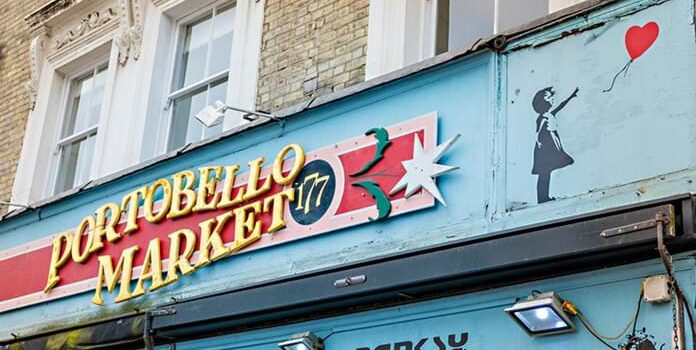 The Dame: An Awful Unlawful End To Portobello Market?