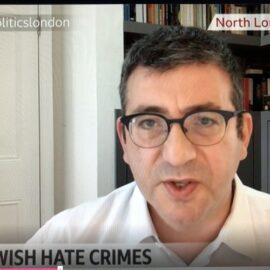 Dave Hill: Community leader describes 'awful human impact' on London's Jews of rise in antisemitism